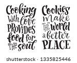 vector illustration set of... | Shutterstock .eps vector #1335825446