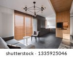 new design apartment with... | Shutterstock . vector #1335925046