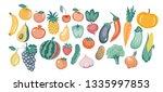 vector illustration of... | Shutterstock .eps vector #1335997853