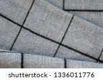 top view of the texture of gray ... | Shutterstock . vector #1336011776