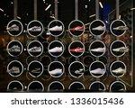 osaka  japan   december 28 ... | Shutterstock . vector #1336015436