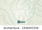 the stylized height of the... | Shutterstock .eps vector #1336042256