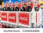 los angeles  ca usa 2 24 2019   ... | Shutterstock . vector #1336066886