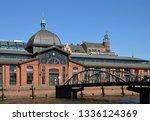 hamburg  germany   hall | Shutterstock . vector #1336124369