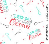 modern hand lettering about... | Shutterstock .eps vector #1336198343