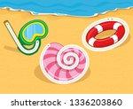 handwriting practice. basic...   Shutterstock .eps vector #1336203860
