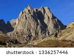 vallee de la claree during a... | Shutterstock . vector #1336257446