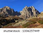 vallee de la claree during a... | Shutterstock . vector #1336257449