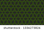 abstract green pattern ... | Shutterstock .eps vector #1336273826