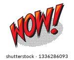 speech bubble  vector | Shutterstock .eps vector #1336286093