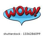 speech bubble  vector | Shutterstock .eps vector #1336286099