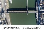 aerial top down picture of sint ... | Shutterstock . vector #1336298390