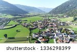 aerial photo stumm is... | Shutterstock . vector #1336298399