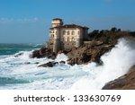 Boccale Castle On Tuscany Coast