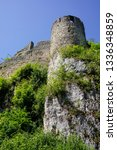 south german travel...   Shutterstock . vector #1336348859