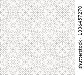 geometric vector pattern ... | Shutterstock .eps vector #1336457270