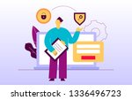 vector data encryption web page ...