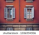 milano italy 9 october 2018 ... | Shutterstock . vector #1336554506
