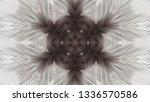 geometric design  isometric... | Shutterstock .eps vector #1336570586