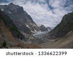 majestic nature in mestia ... | Shutterstock . vector #1336622399