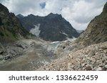 majestic nature in mestia ... | Shutterstock . vector #1336622459