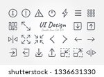 ui design doodle icon set 4
