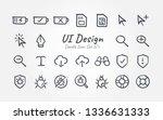 ui design doodle icon set 2