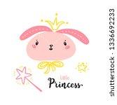 t shirt print design for kids...   Shutterstock .eps vector #1336692233