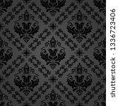 orient vector classic pattern....   Shutterstock .eps vector #1336723406