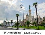 batumi  adjara  georgia  ... | Shutterstock . vector #1336833470