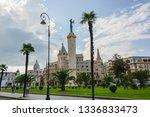 batumi  adjara  georgia  ... | Shutterstock . vector #1336833473