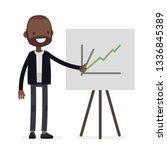 business people vector... | Shutterstock .eps vector #1336845389