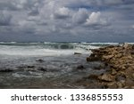Rocky Beach Of The...
