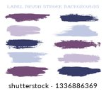 graffiti label brush stroke... | Shutterstock .eps vector #1336886369