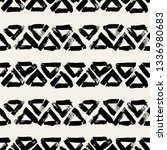 vector seamless pattern with... | Shutterstock .eps vector #1336980683