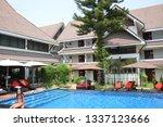 chiang rai  thailand   april ... | Shutterstock . vector #1337123666