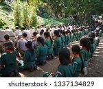 chaiyaphum  thailand  december  ... | Shutterstock . vector #1337134829