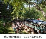 chaiyaphum  thailand  december  ... | Shutterstock . vector #1337134850