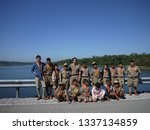 chaiyaphum  thailand  december  ... | Shutterstock . vector #1337134859