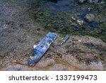 environmental pollution.... | Shutterstock . vector #1337199473