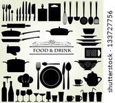 Food And Drink Kitchen Utensils ...