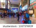 beijing  china january 25 2019  ...   Shutterstock . vector #1337378939