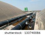 biogas plant | Shutterstock . vector #133740086