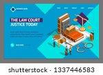 Law Justice Composition Concep...