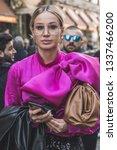 milan  italy   february 22 ... | Shutterstock . vector #1337466200