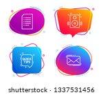 quick tips  speakers and... | Shutterstock .eps vector #1337531456