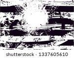 distressed background in black... | Shutterstock . vector #1337605610