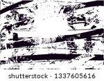 distressed background in black... | Shutterstock . vector #1337605616