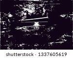 distressed background in black... | Shutterstock . vector #1337605619