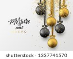 spanish prospero ano nuevo.... | Shutterstock . vector #1337741570